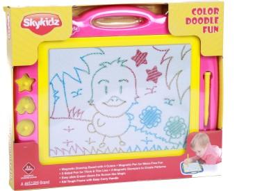 Sky Kidz Mitashi Color Doodle Fun
