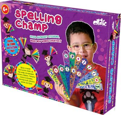 Estetic Spelling Champ