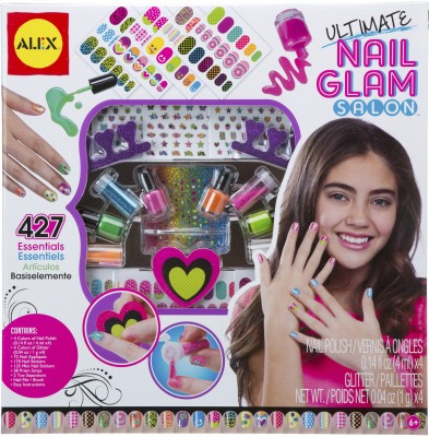 Alex Toys Ultimate Nail Glam Salon