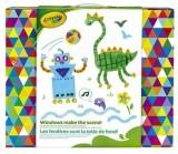 Crayola Window Art Designer Craft Kit by...