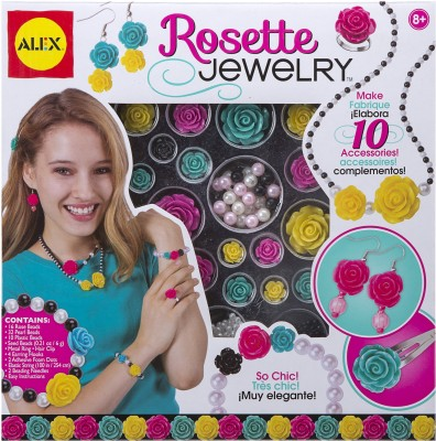 Alex Toys Do-it-Yourself Wear Rosette Jewelry Kit