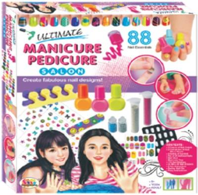 Ekta Toys Ultimate Manicure Pedicure Saloon