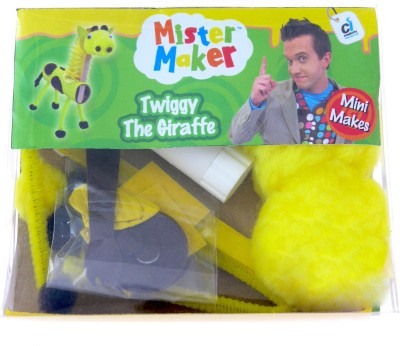 Mister Maker TWIGGY THE GIRAFFE