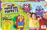 Jaibros Paper Bag Puppets Art and Craft ...