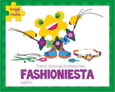 Imagimake Fashioniesta - Trend Setting Accessories