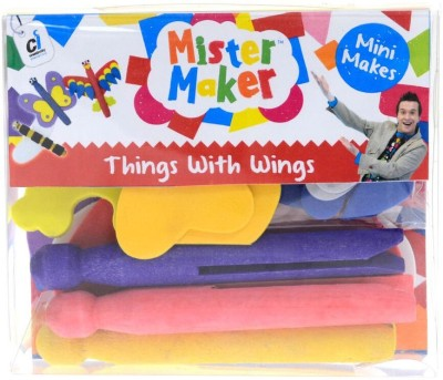 Mister Maker THINGS WITH WINGS