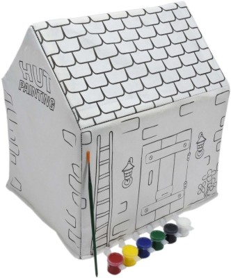 Planet of Toys Paint Your Own Hut (Small)