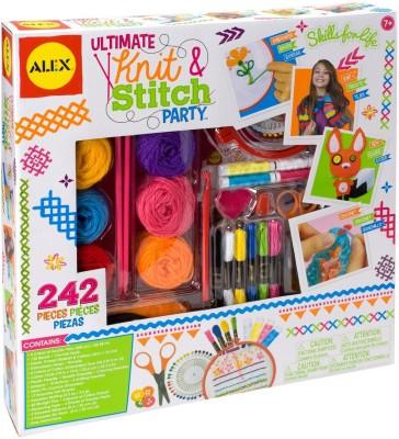Alex Toys Ultimate Knit& Champin Stitch Party
