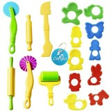 Caryko Dough Tools Kit with Models and M...