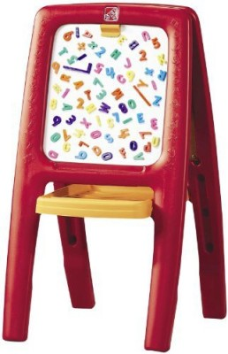Step2 Step2 Easel For Two with Bonus Magnetic Letters/Numbers
