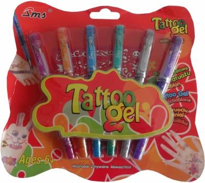 Synergy Tattoo Gel Pens