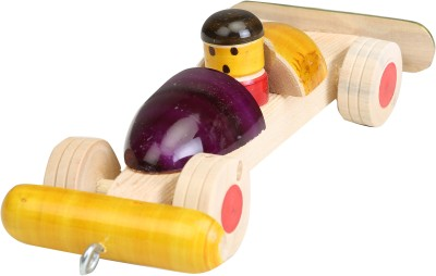 Airwind Racing Wooden Car
