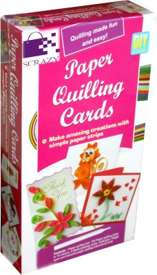 scrazy Paper Quilling Cards