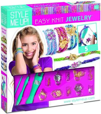 Style Me up Easy Knit Bracelets