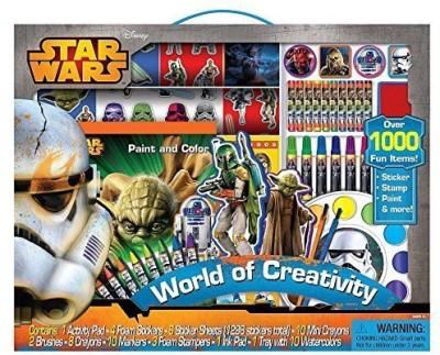 Disney Star Wars World of Creativity Activity Set