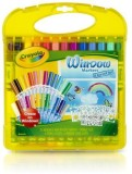 Crayola Window Marker and Stencil Set, 2...
