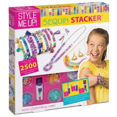 Style Me Up Sequin Stacker Bracelets