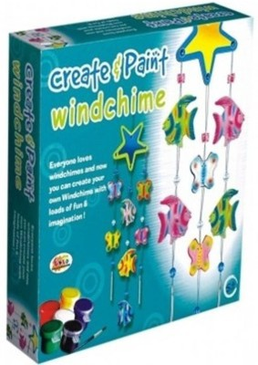 Promobid Create & Paint -Wind Chime