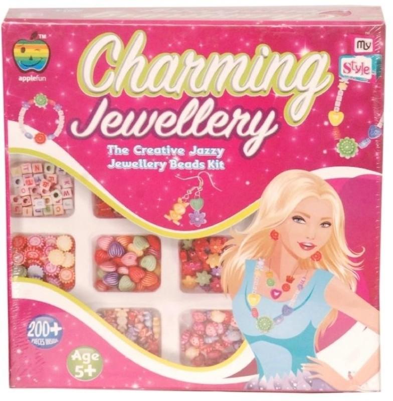 Apple Fun Charming Jewellery-Jr