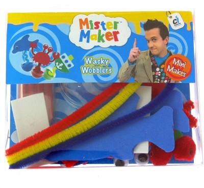 Mister Maker WACKY WOBBLERS