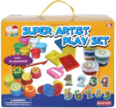 Master Toys Super Artist Play Set