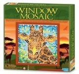 4M Giraffe Window Mosaic Kit