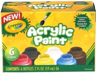Crayola Acrylic Paint Set