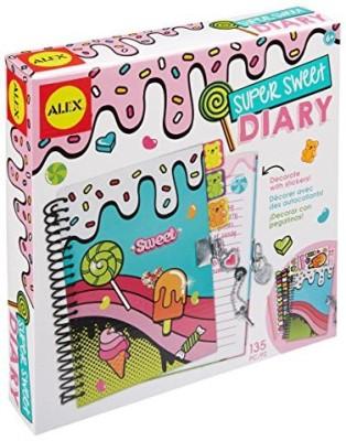 Alex Toys ALEX Toys Craft Super Sweet Diary