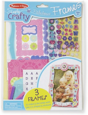 Melissa & Doug Simply Crafty - Fabulous Frames