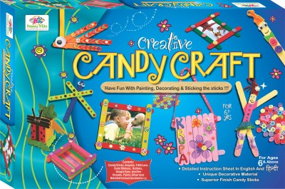 Happy Kidz Creative Candy Craft - Art & Craft Toys for Kids