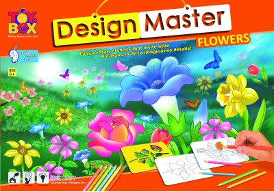 Toysbox Design Master Flowers