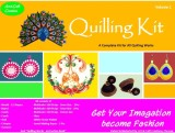 Art and Craft Creations Quilling Kit