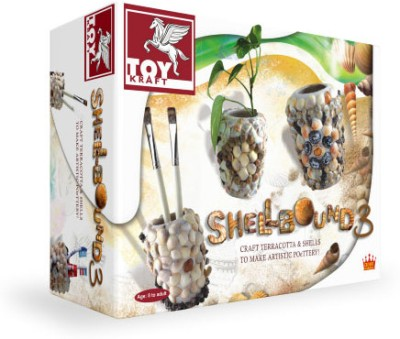TOY KRAFT Shell Bound 3 Creative Toys 39462