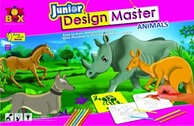 Toysbox Design Master - Jr. ( Animals )
