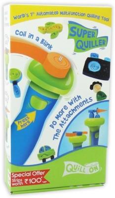 Imagimake Quill on Super Quiller Blue