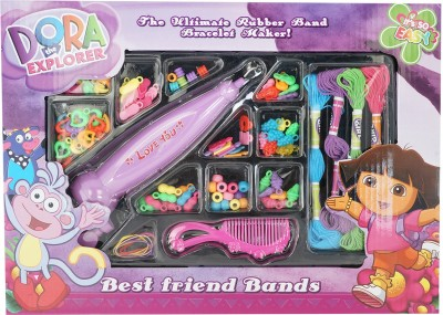 Toyhut Multimedia Rubber Band and Bracelet Maker