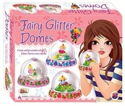 Ekta Toys Ekta Fairy Glitter Domes