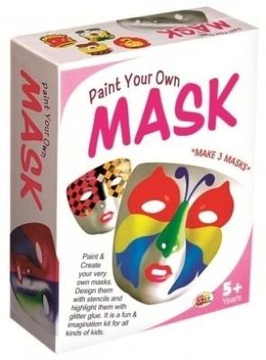 Ekta Toys Ekta Paint Your Own Mask
