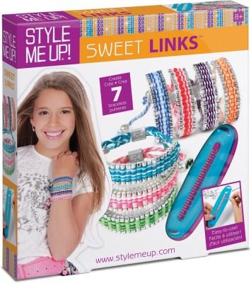 Style Me Up Sweet Links Bracelets Maker