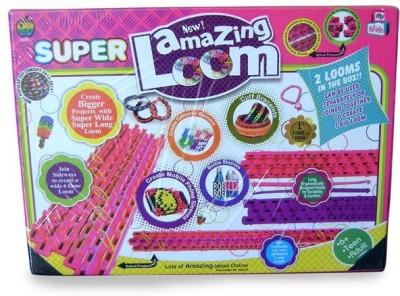 Applefun Super Amazing Weaving Loom Kit
