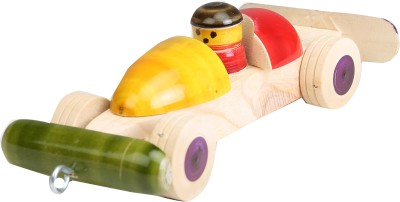 Airwind Wooden Racing car