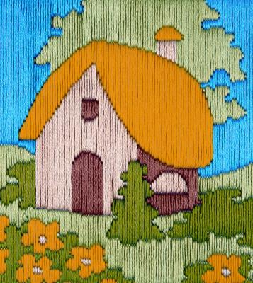 Anchor Stitch Kits - Fairlyland