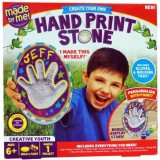 Made By Me Hand Print Stone Kit