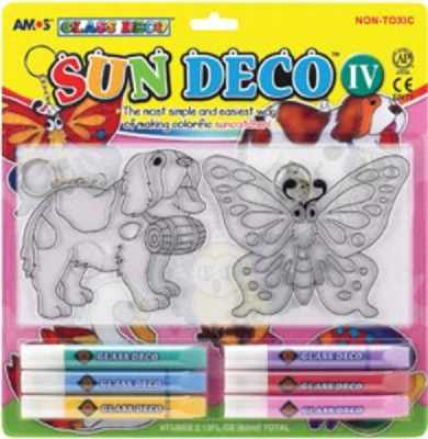 Neo Gold Leaf Amos Sun Deco 03