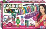 Ekta Toys Fashion Loom Bands Wrist Watch...