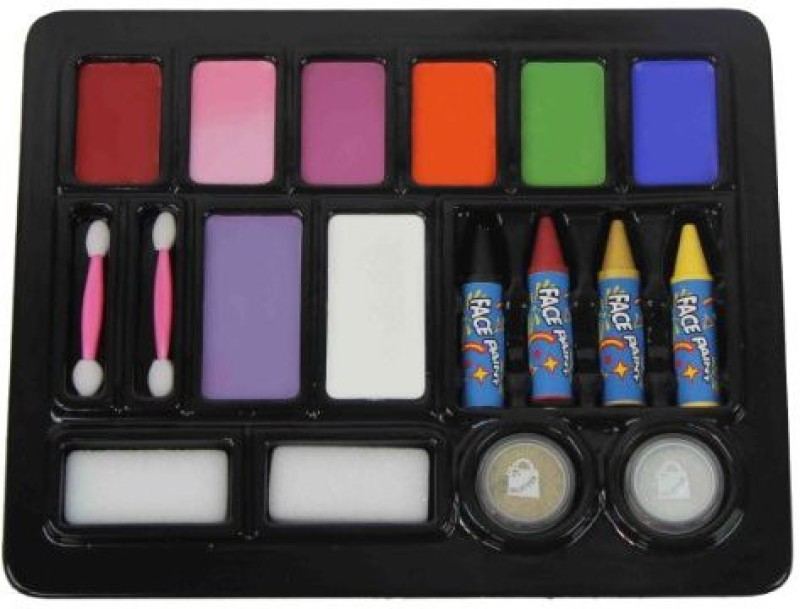 Ideal Face Painting Kit Classic Party Pack