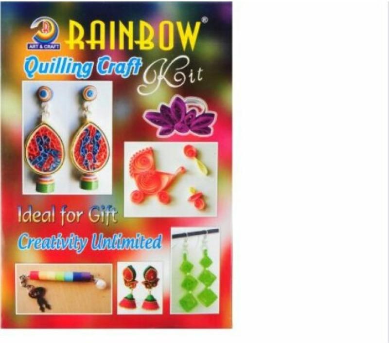 BestUBuy Quilling Craft Kit