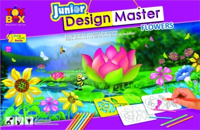 Toysbox Design Master - Jr. ( Flowers )