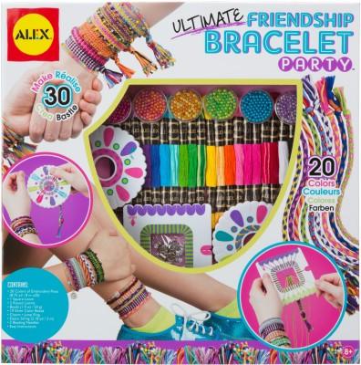Alex Toys Ultimate Friendship Bracelet Party