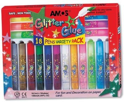 Neo Gold Leaf Amos Glitter Glue 04